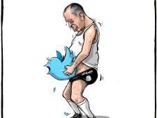 Facebook: Verwijderen Erdoganprent was foutje