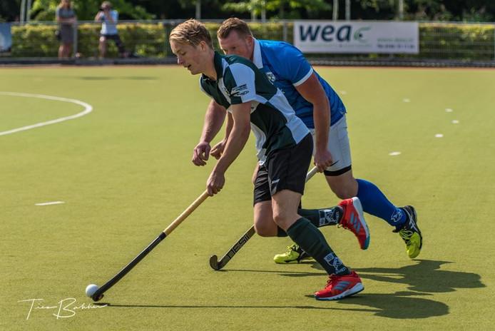 Floris Wever, speler van HCA Heren 1