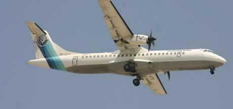 Vliegtuig met 66 mensen aan boord neergestort in Iran