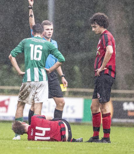 'Rood' SVVN geeft derby uit handen