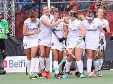 Hockey Pro League: deuxième victoire des Red Panthers contre l'Allemagne