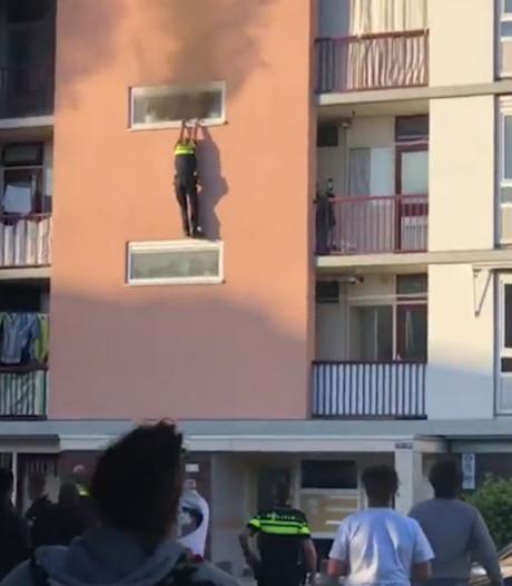Tranen in zaak rond vader die moeder vermoordde en appartement in brand stak in Kanaleneiland