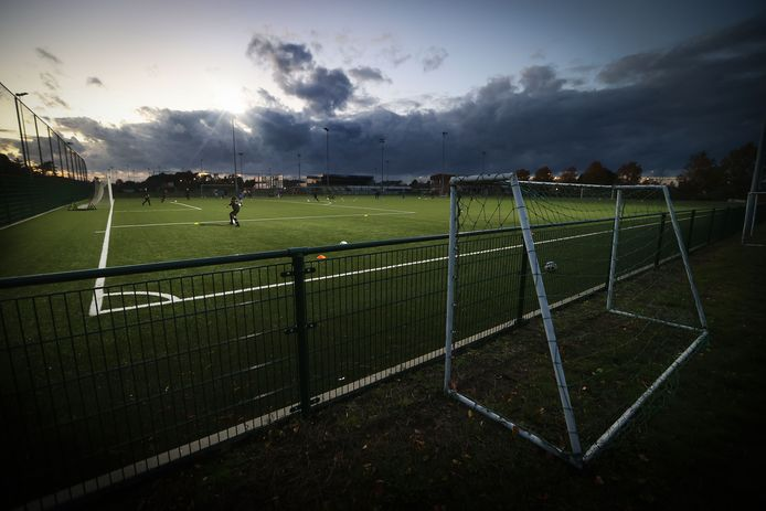 De voorbije maanden was er amper sportieve bedrijvigheid op de terreinen van Esperanza Pelt.