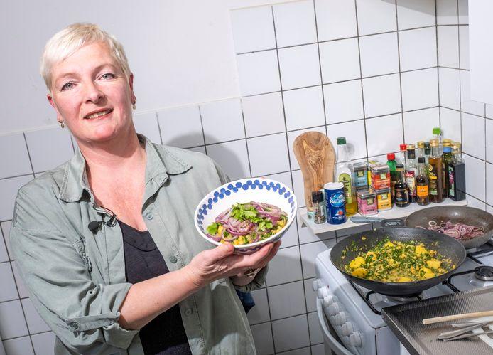 Anouk Segers: ,,Je hoeft niet elke dag vlees te eten.''
