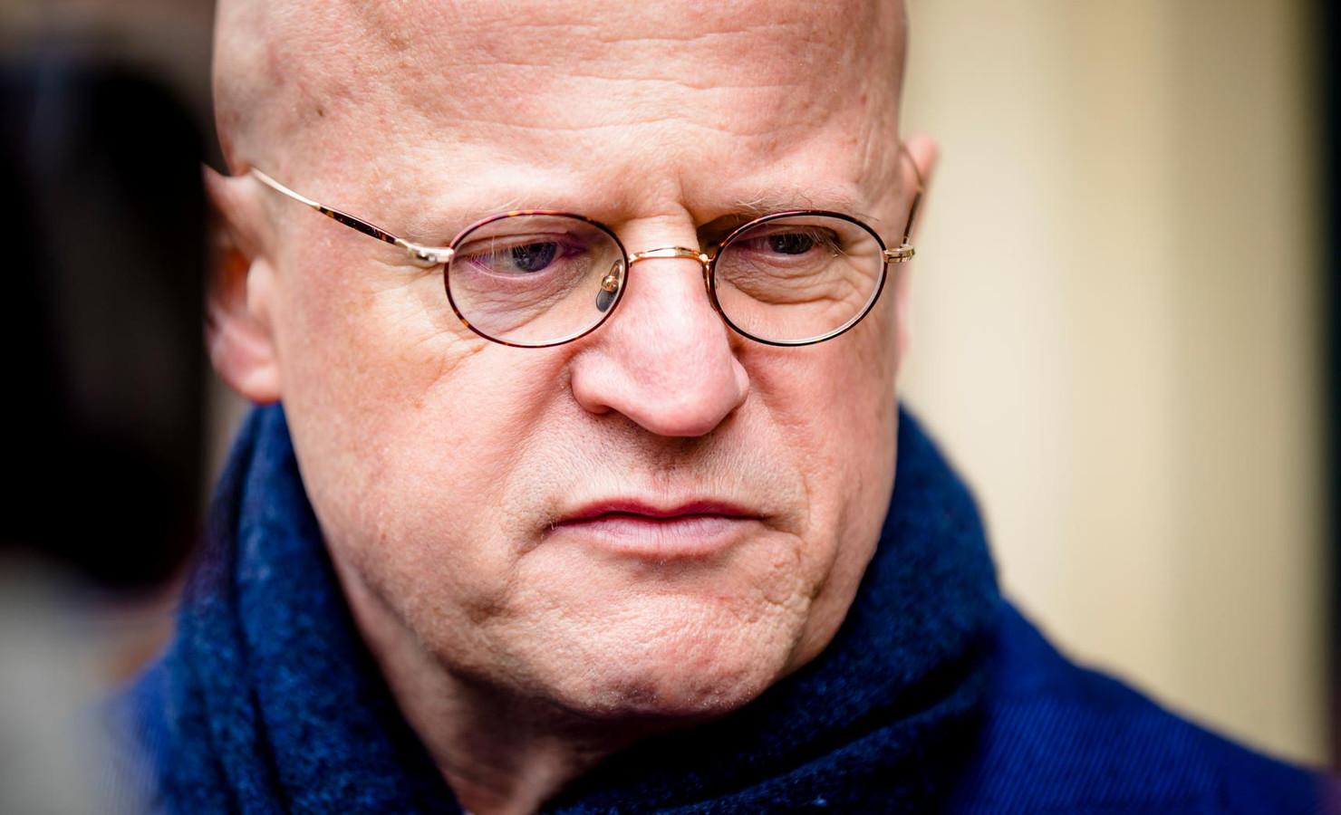 Minister van Justitie Ferd Grapperhaus