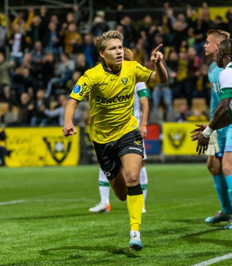 VVV zonder clubtopscorer Linthorst tegen Vitesse