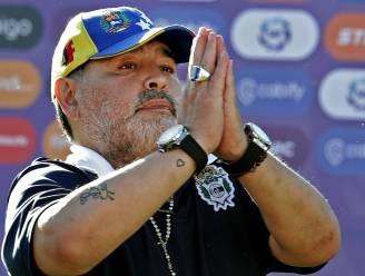 """Experts in vernietigend rapport: """"Maradona zag zeker twaalf uur af voor hij stierf. Zijn overlevingskansen werden aan het lot overgelaten"""""""