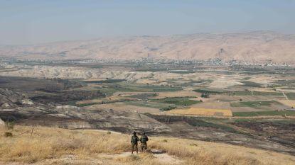 Israël plant natuurreservaten op bezette Westelijke Jordaanoever