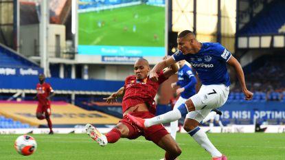 Everton en Liverpool vergeten te scoren in zoutloze Merseyside derby, ook Origi kan geen potten breken