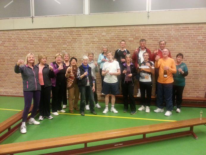 Gymnastiekvereniging Vitaal Doesburg bestond op 1 januari 2015 45 jaar.