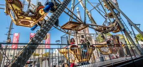 Geen reuzenrad op het plein bij Het Speelhuis in Helmond