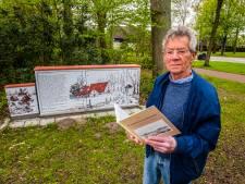 Elke extra boerderijschildering vergroot de iconische status van Jo Niks in de Hasseler Es