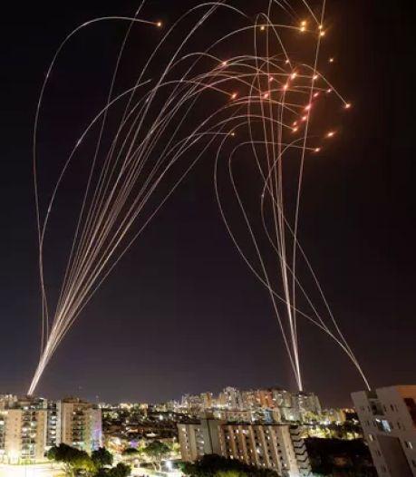 Le Dôme de fer israélien intercepte un barrage de roquettes