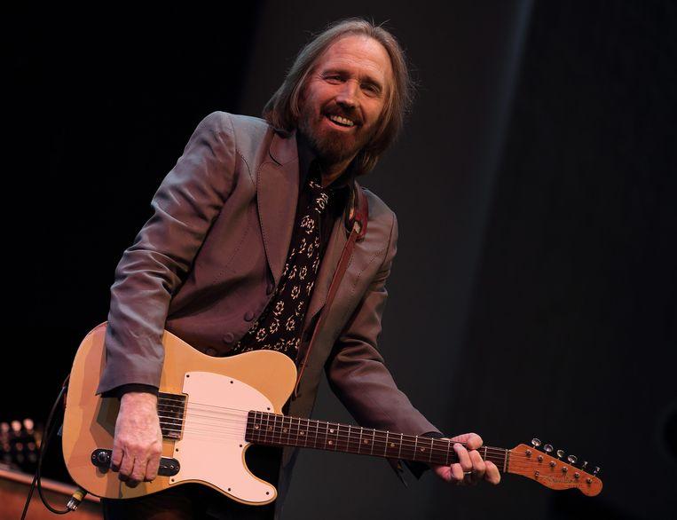 Tom Petty, die in 2017 overleed.  Beeld EPA
