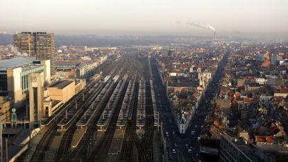 Spoorlopers in Brussel verstoren avondspits