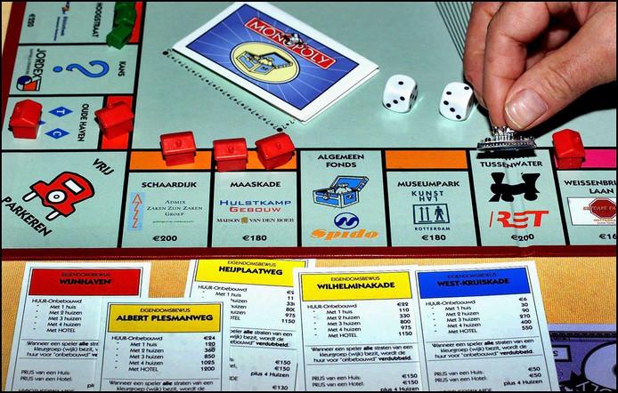 De Hoeksche Waard krijgt ook een eigen Monopolyspel.