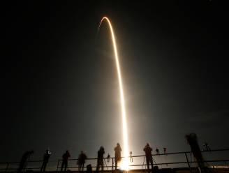 SpaceX-raket met succes gelanceerd naar ISS