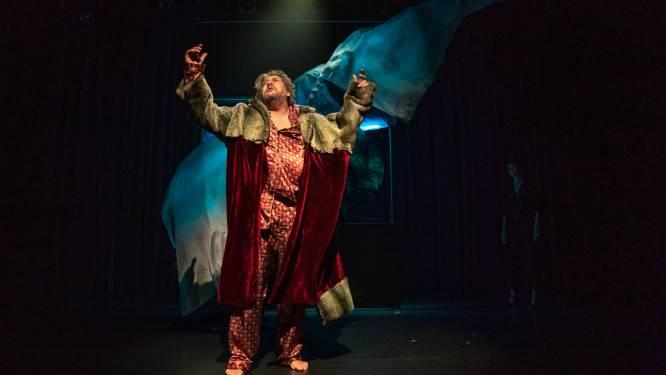 'King Lear' in Reimerswaal: Aangrijpend, ontroerend en doorspekt met liefde