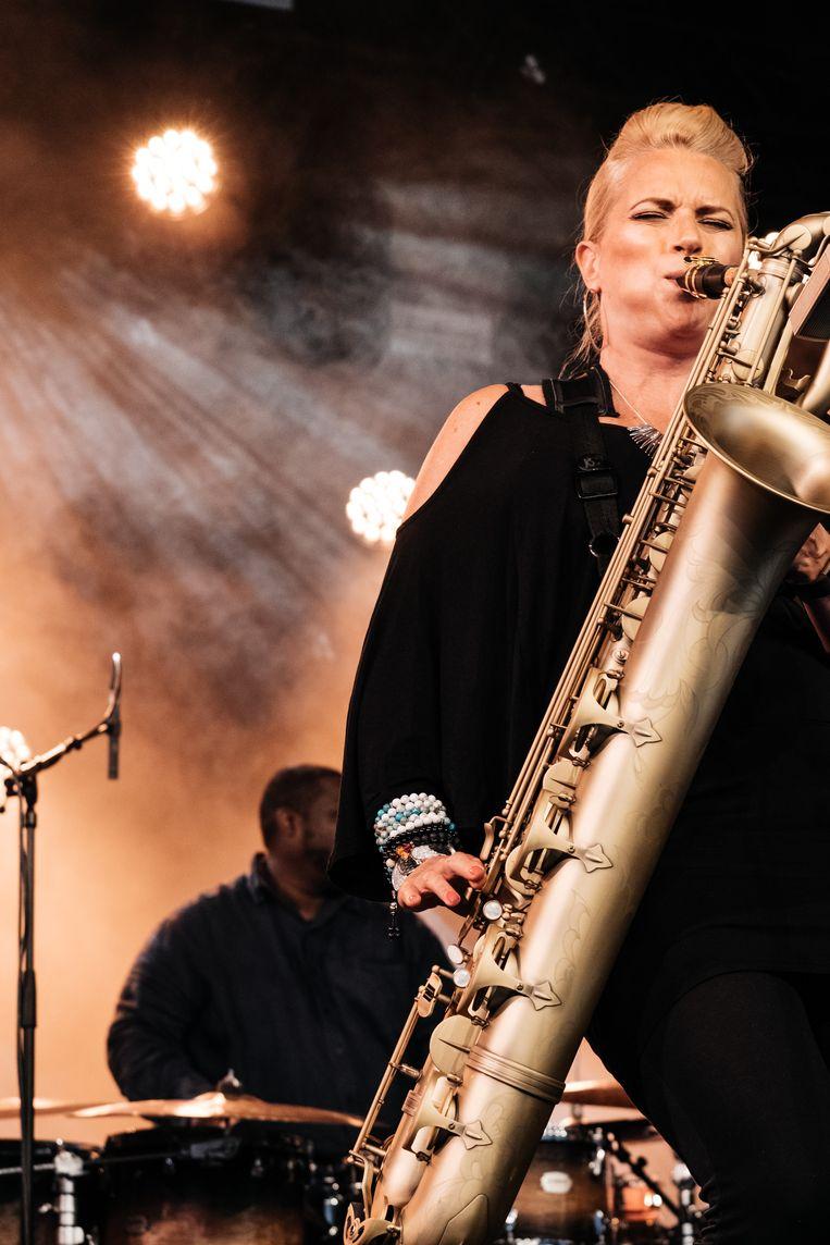 Mingus Big Band Beeld Wouter Van Vooren
