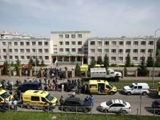 Leraar en zeven leerlingen dood bij schietpartij op school in Rusland: 32 gewonden