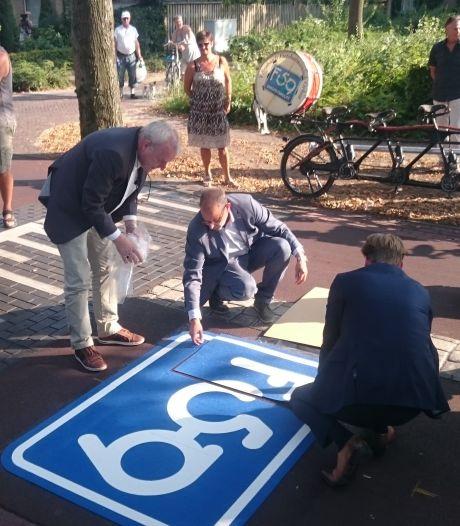 Snelfietsroute Den Bosch-Oss gaat nog vóór de zomer opnieuw op de schop