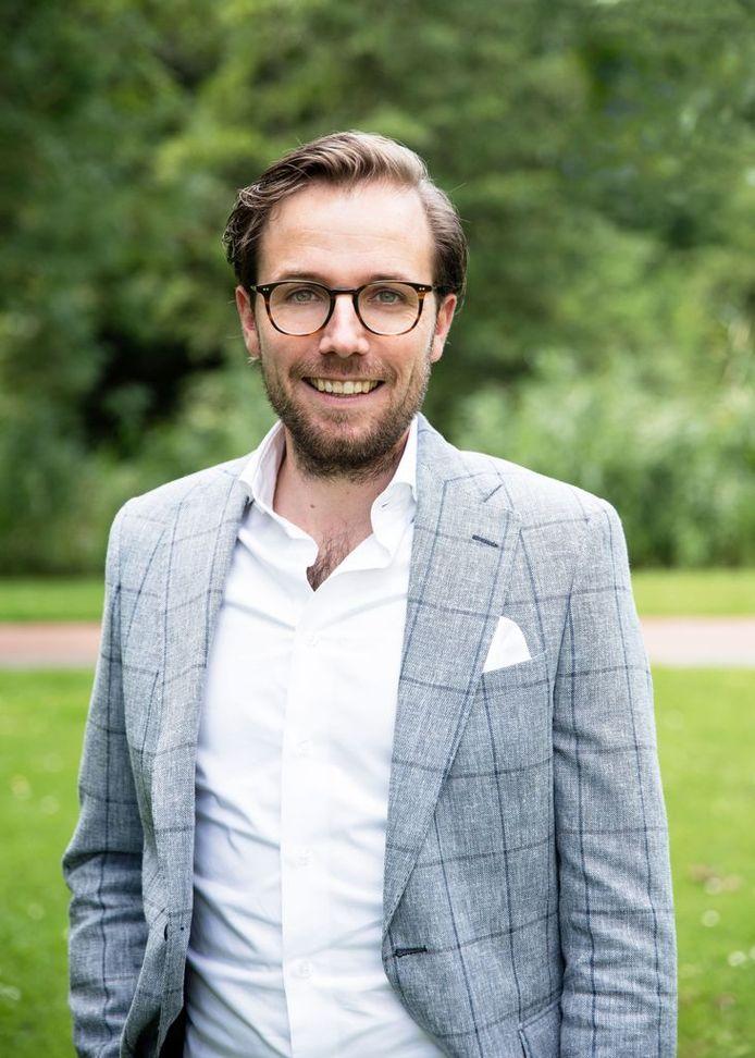 Frank Kouwenhoven, teamleider Insula College Dordrecht.