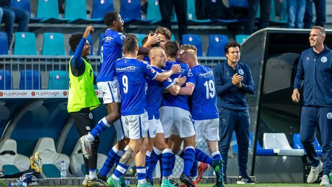 FC Den Bosch knokt zich naar de winst tegen Helmond Sport