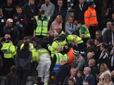 Malaise dans les tribunes: Newcastle-Tottenham arrêté plusieurs minutes, le supporter dans un état stable