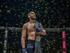Reinier de Ridder verkozen tot ONE Championship vechter van het jaar