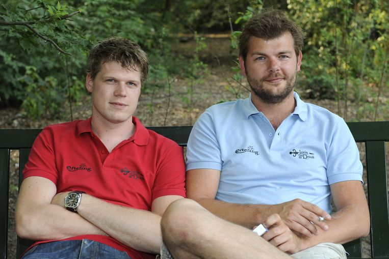 Coen Swijnenberg en Sander Lantinga Beeld bruno