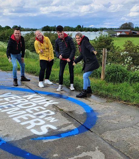 Metershoog billboard langs A12 om toerist naar de Liemers te lokken: 'Een verborgen parel'