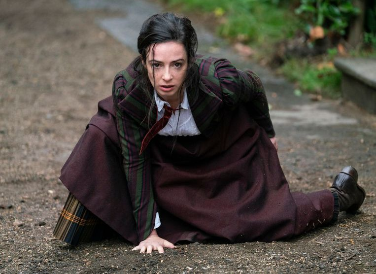 Laura Donnelly als Amalia True in 'The Nevers'.  Beeld RV