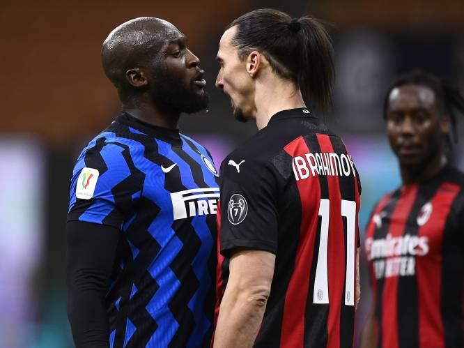 Kemphanen Lukaku en Zlatan krijgen één speeldag schorsing, maar onderzoek naar scheldpartij kan wel nog voor extra staartje zorgen
