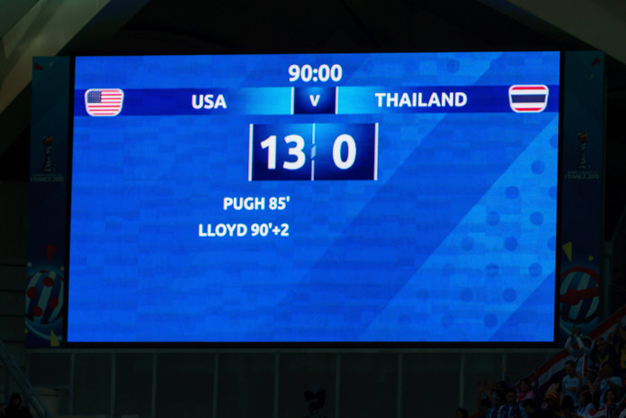 VS-Thailand 13-0.
