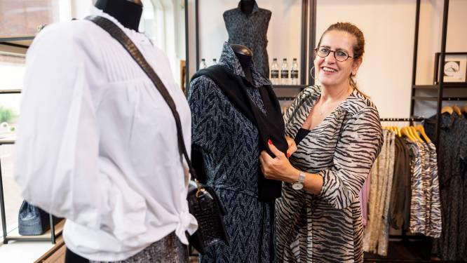 Klanten kunnen nu 'echt' bij Irma shoppen: Hilvarenbeekse opent eigen kledingzaak