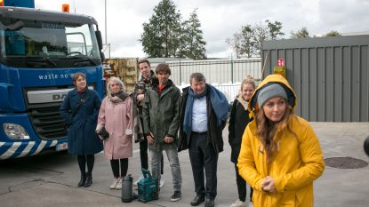 Uitbreiding recyclageparken Temse en Waasmunster op komst