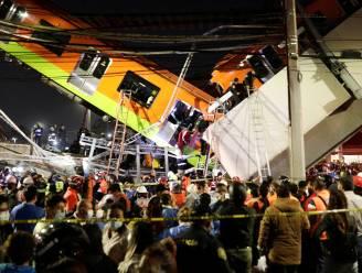 Zeker 24 doden en 79 gewonden door instorten metroviaduct in Mexico-Stad