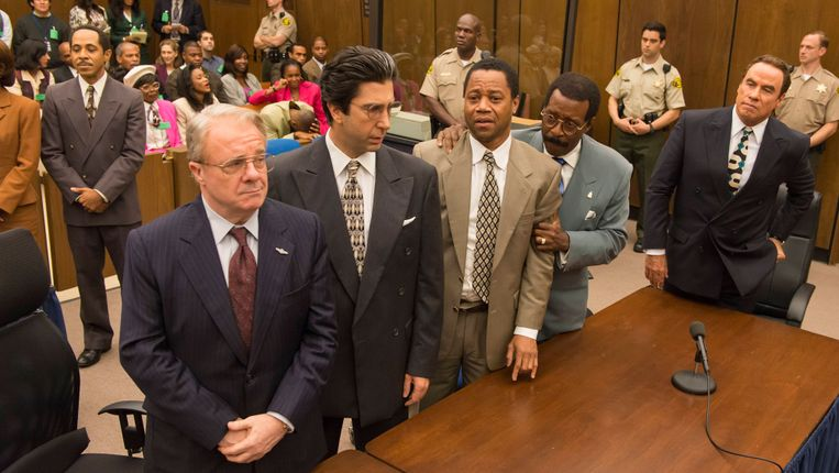 American Crime Story: The People vs. OJ Simpson Beeld COURTESY FX