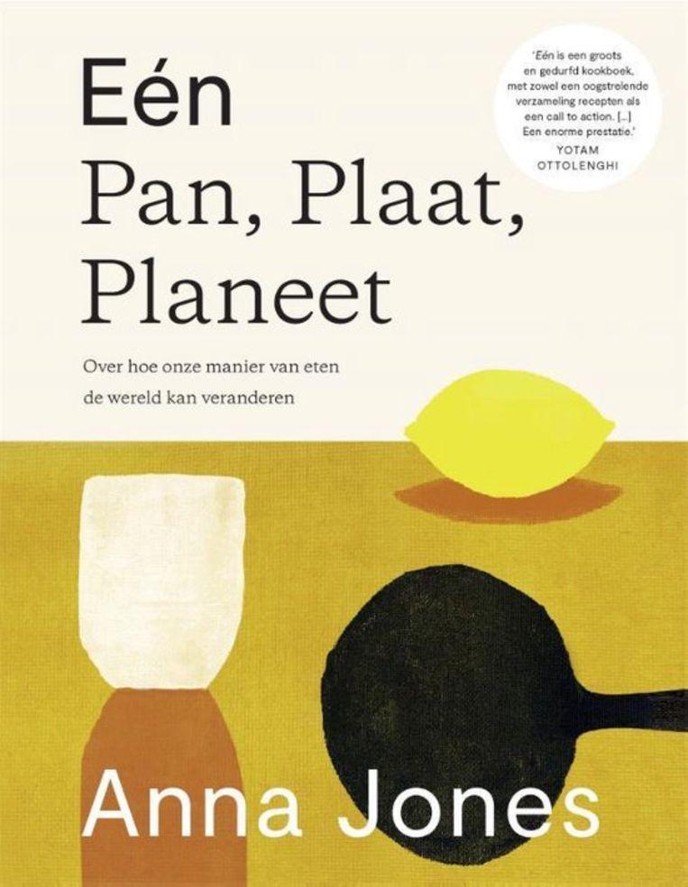 Een pan, plaat, planeet. Beeld