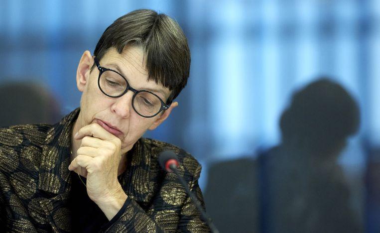 Staatsecretaris Jetta Klijnsma sprak eerder al over de alternatieven voor ons pensioen. Beeld anp