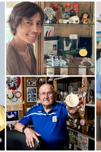 Als déze helden niet inspireren: de veertien levende Belgische olympische kampioenen en hun plak