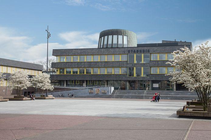 Het stadhuis van Doetinchem.
