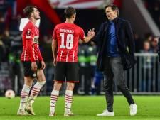 Voor Roger Schmidt voelt het verlies van PSV tegen AS Monaco niet goed: 'Vinícius gaat ons zeker nog helpen in de toekomst'