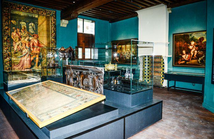 Het Gruuthusemuseum heeft een erg belangrijke prijs gewonnen.