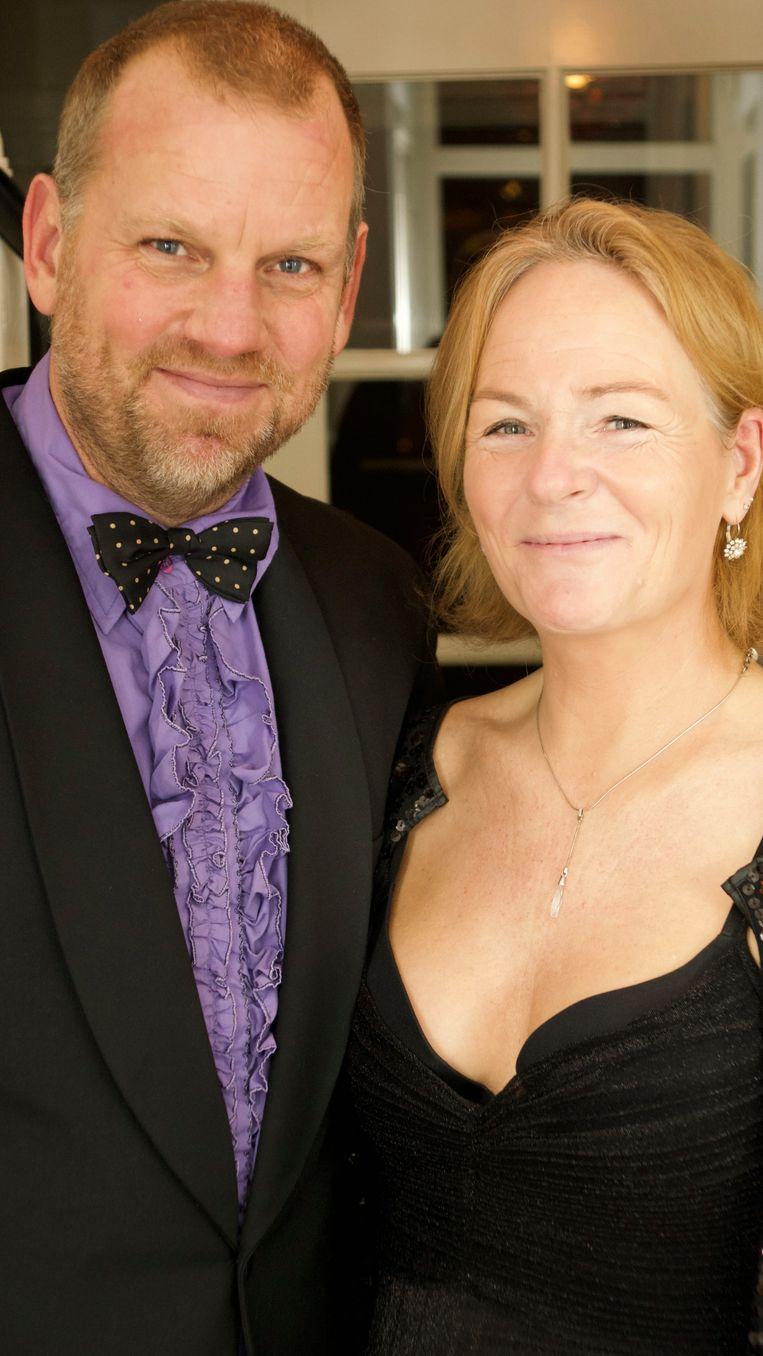 Jeroen en Heleen. Beeld Privéfoto
