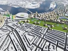 Ambitieus plan Feijenoord XL kan het  'vliegwiel voor Zuid' worden