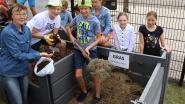 Leerlingen dragen hun steentje bij aan het milieu