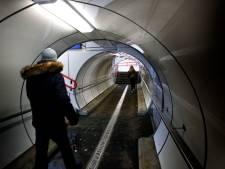 Station Gorinchem gaat volgend weekend helemaal dicht vanwege sloop oude reizigerstunnel