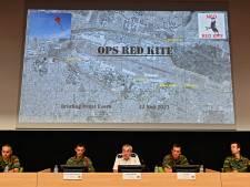 Un smiley pour fuir Kaboul: l'astuce des militaires belges de l'opération Red Kite