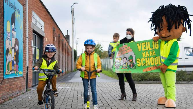 """Lievegem gaat alle schoolbuurten screenen: """"Veiliger maken waar mogelijk"""""""